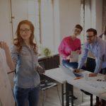 """Training """"Visualisieren am Flipchart für Projektleiter und Führungskräfte"""""""