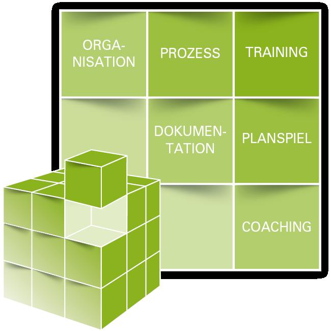 Bild Organisationsentwicklung Würfel
