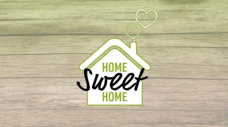 Grafik Home Sweet Home
