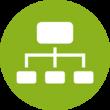 Icon Organisationsentwicklung